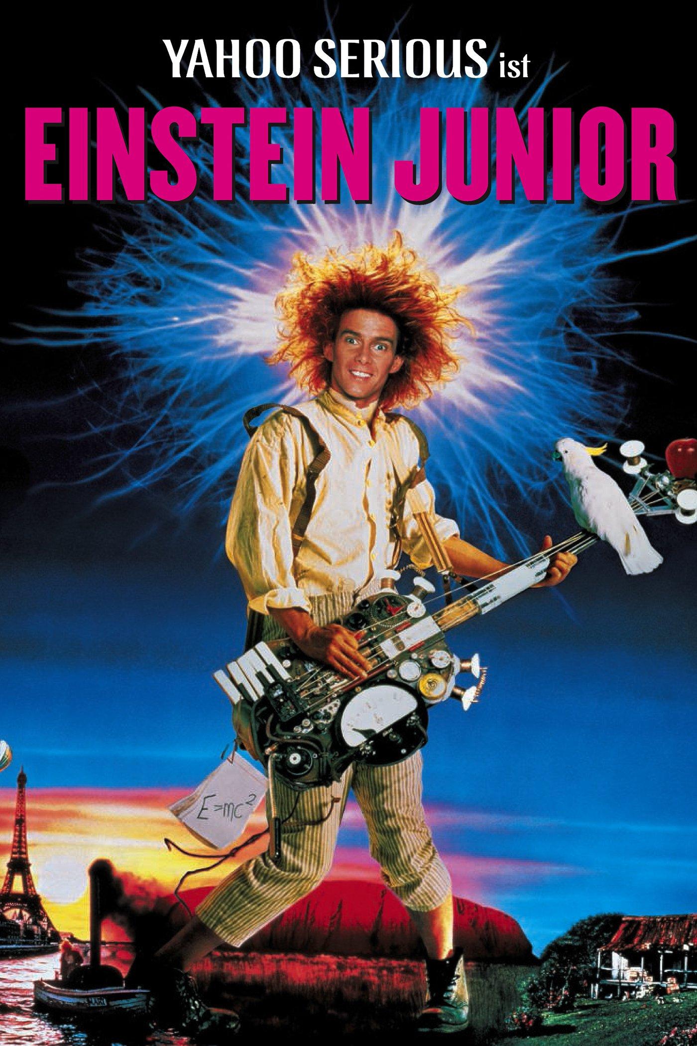"""""""Einstein Junior"""""""