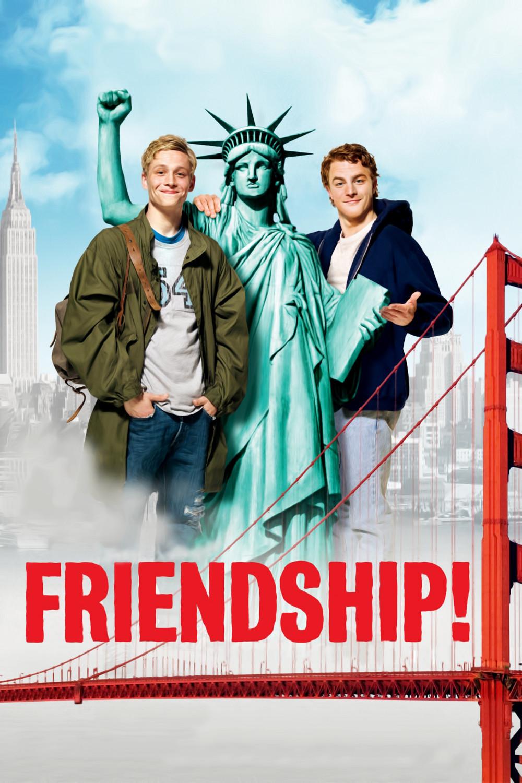 """""""Friendship!"""""""