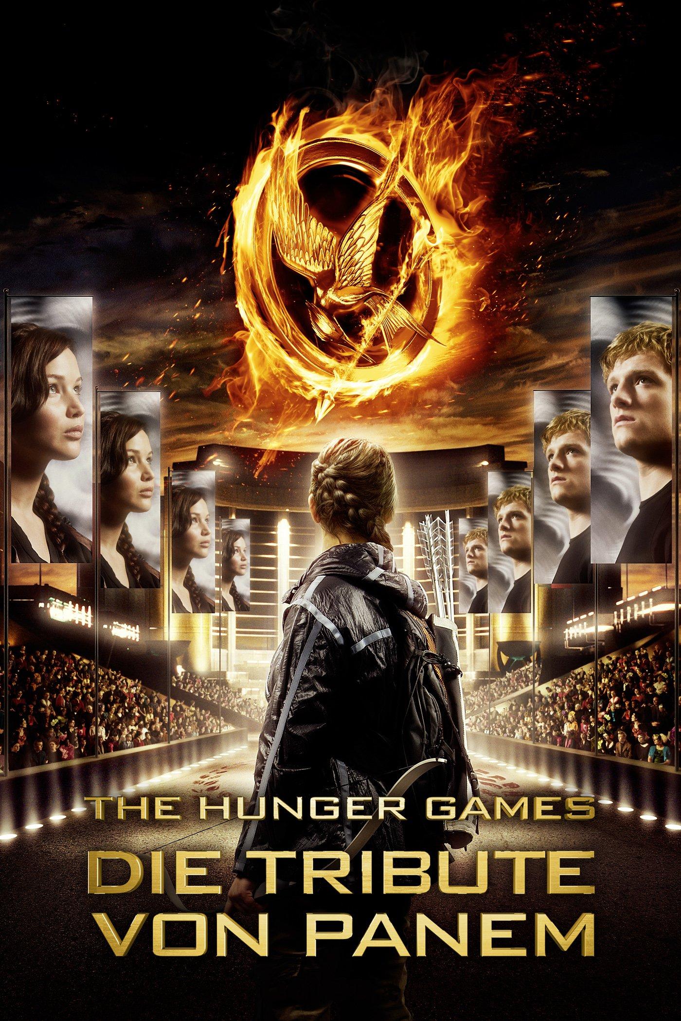 """""""Die Tribute von Panem - The Hunger Games"""""""
