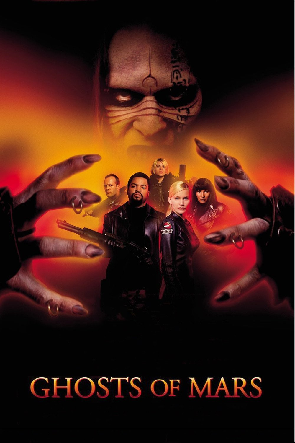 """""""Ghosts of Mars"""""""