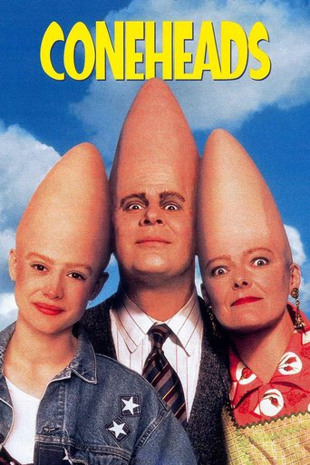 """Die Coneheads"""
