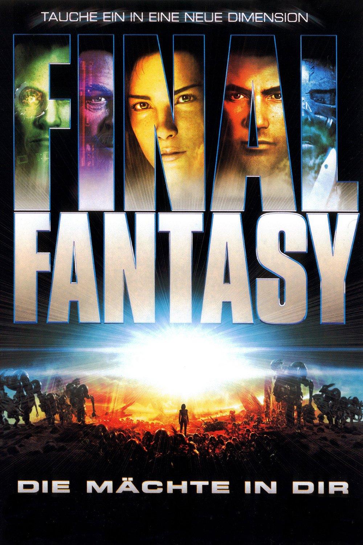"""""""Final Fantasy - Die Mächte in dir"""""""