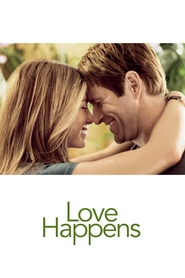 "Poster for the movie ""Love Happens"""