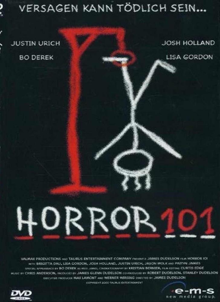 """""""Horror 101"""""""
