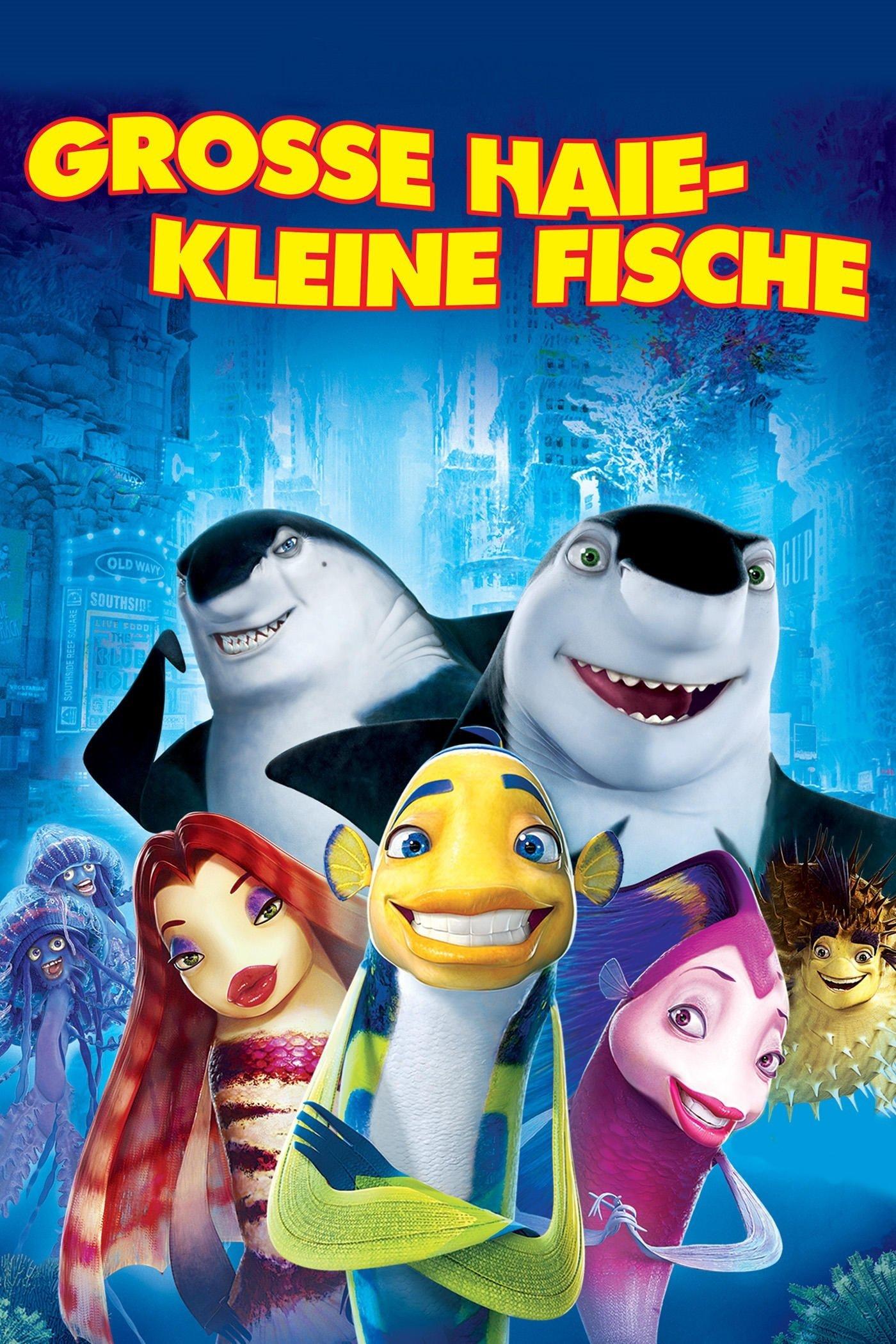 """""""Große Haie - Kleine Fische"""""""