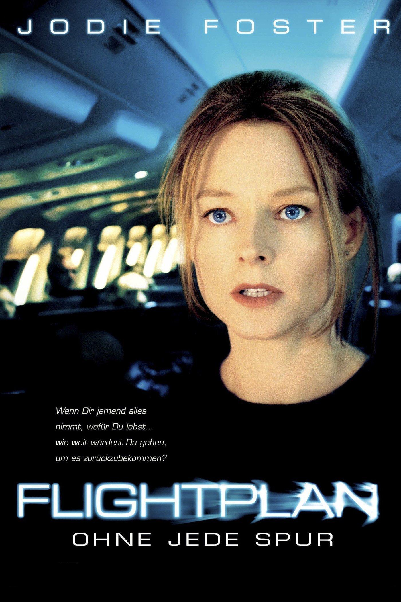 """Flightplan - Ohne jede Spur"""