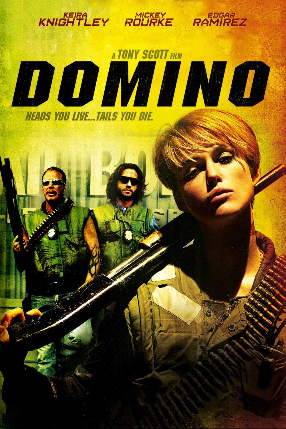 """Domino - Live fast, die young"""