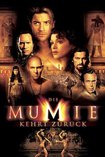 """""""Die Mumie kehrt zurück"""""""