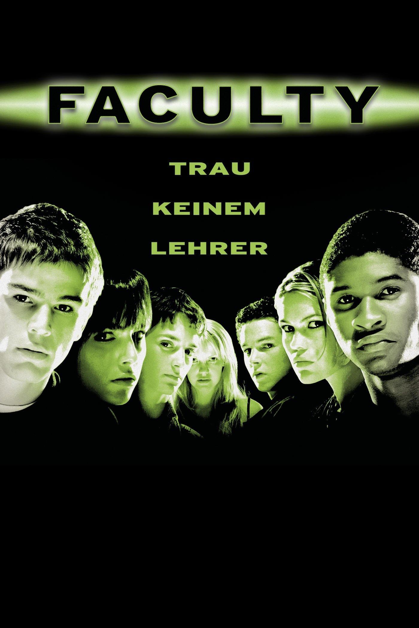 """""""Faculty - Trau keinem Lehrer!"""""""
