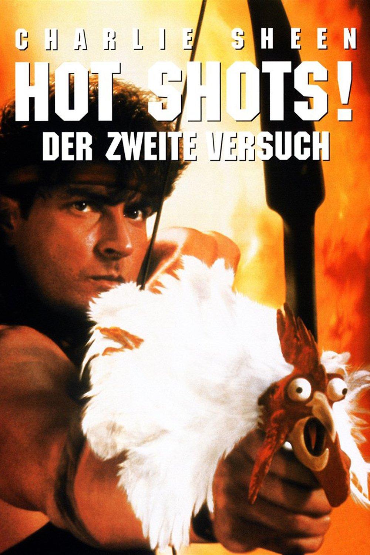 """""""Hot Shots! Der zweite Versuch"""""""