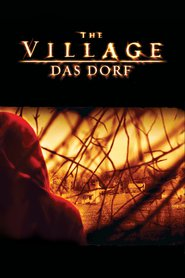 "Poster for the movie ""The Village - Das Dorf"""