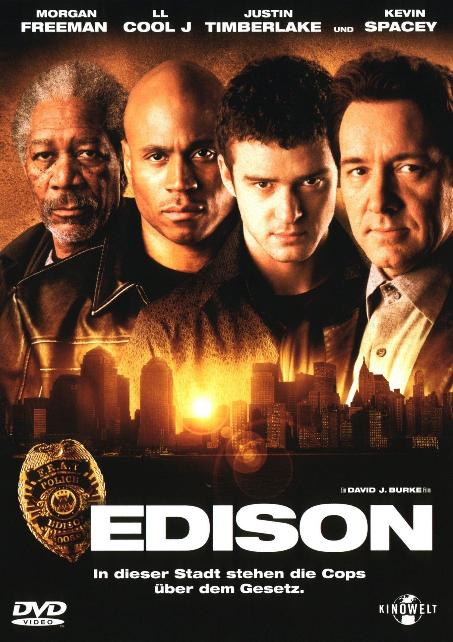 """Edison - Stadt des Verbrechens"""