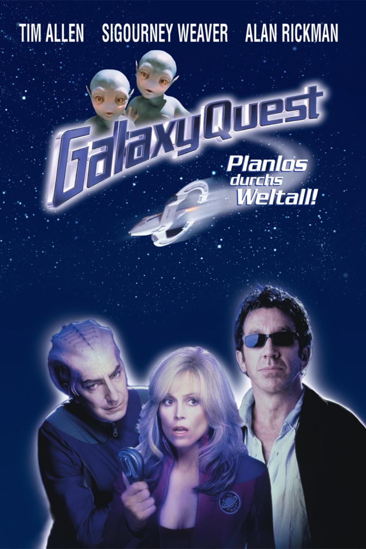 """""""Galaxy Quest - Planlos durchs Weltall"""""""
