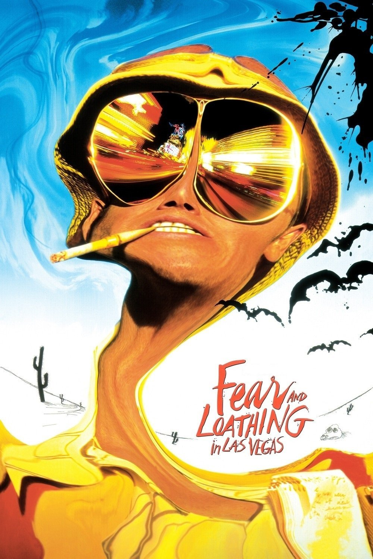 """""""Fear and Loathing in Las Vegas"""""""