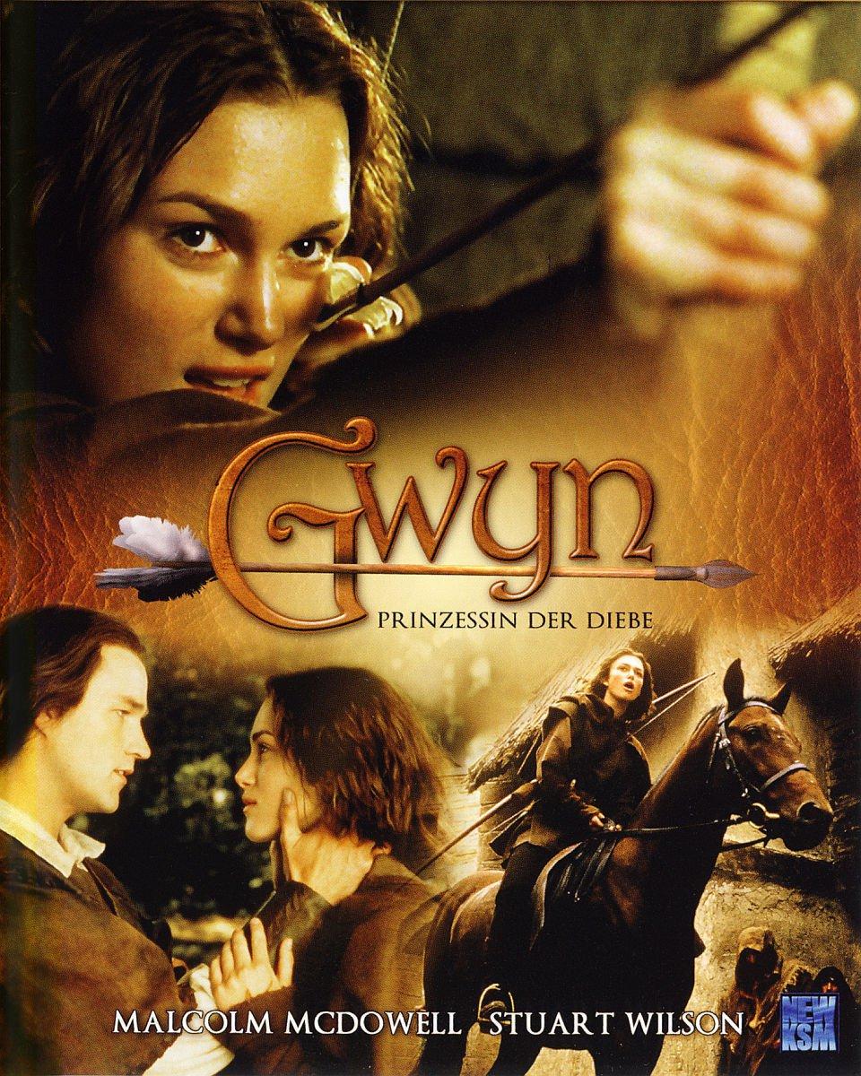 """Gwyn - Prinzessin der Diebe"""