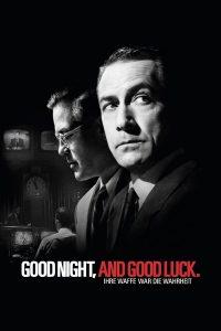 """Good Night, and Good Luck."""