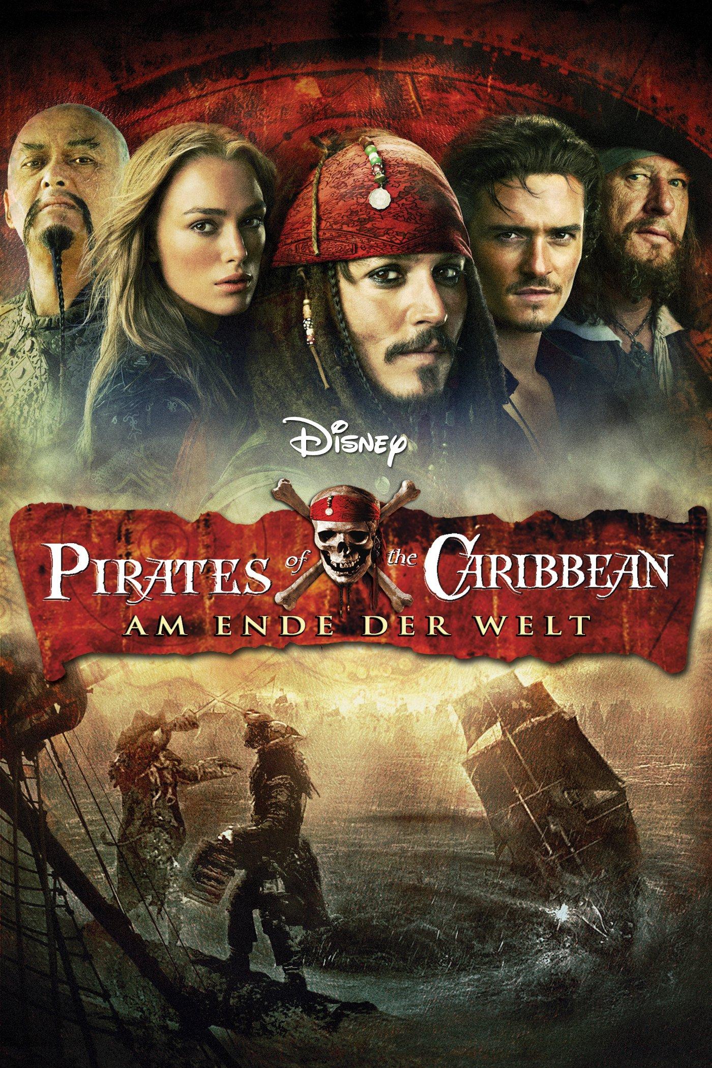 """Pirates of the Caribbean - Am Ende der Welt"""