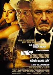 "Poster for the movie ""Under Suspicion - Mörderisches Spiel"""
