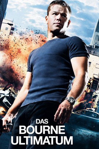 """Das Bourne Ultimatum"""