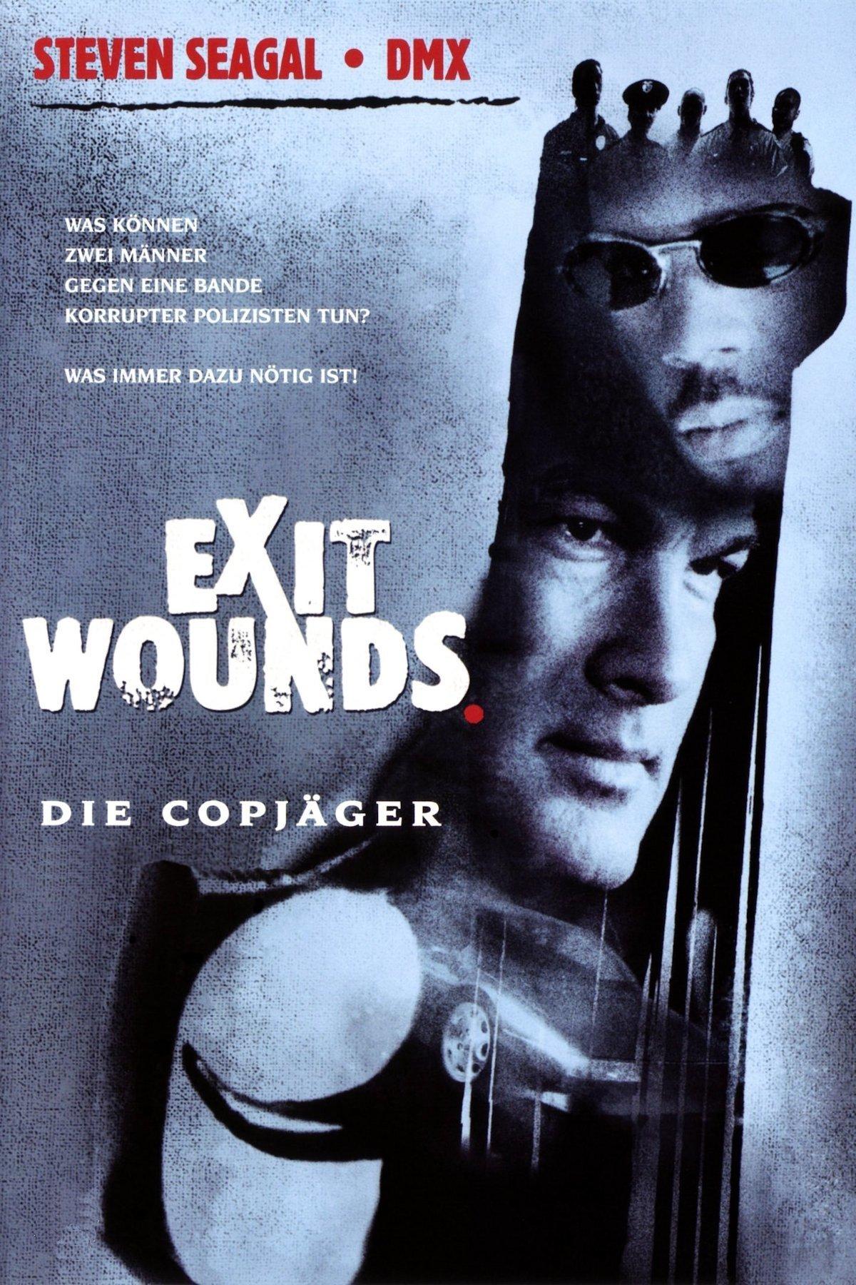 """""""Exit Wounds - Die Copjäger"""""""