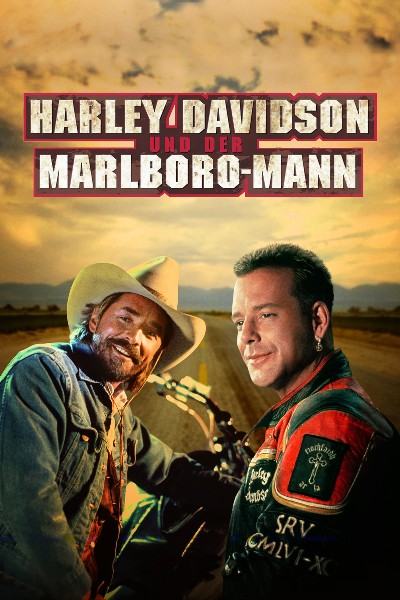 """Harley Davidson & The Marlboro Man"""