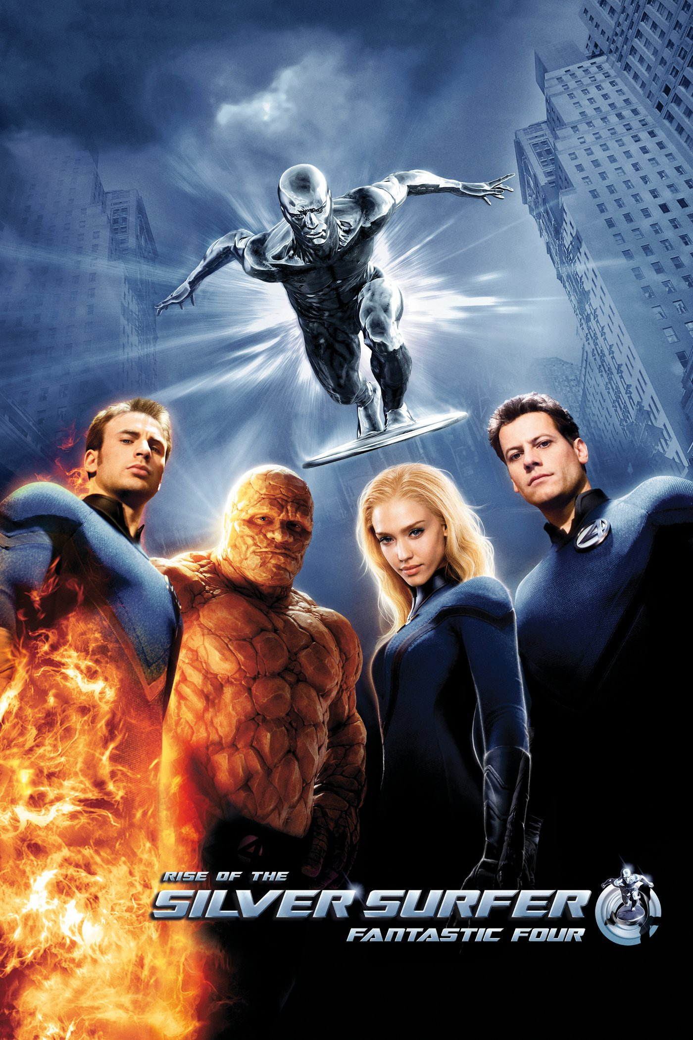 """""""Fantastic Four - Rise of the Silver Surfer"""""""