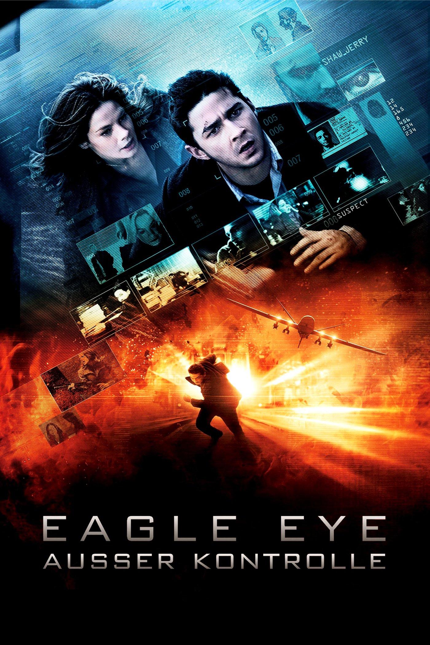 """Eagle Eye - Außer Kontrolle"""
