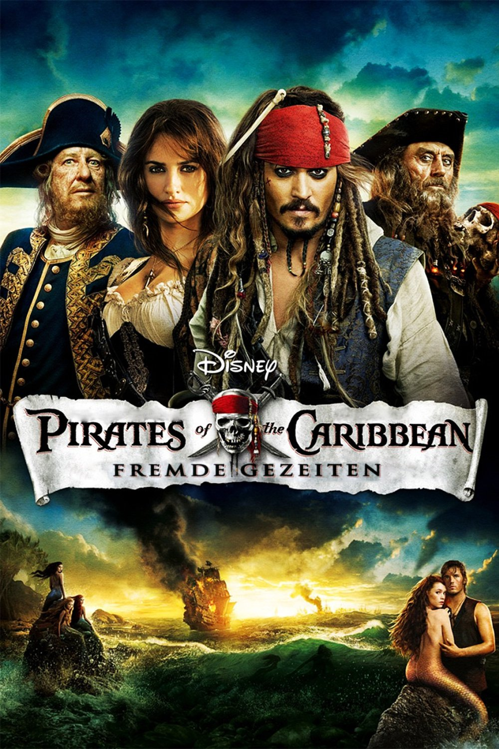 """Pirates of the Caribbean - Fremde Gezeiten"""