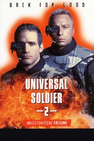 "Poster for the movie ""Universal Soldier - Brüder unter Waffen"""