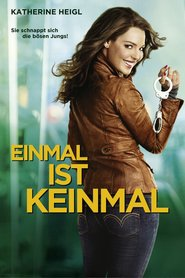 """Poster for the movie """"Einmal ist keinmal"""""""