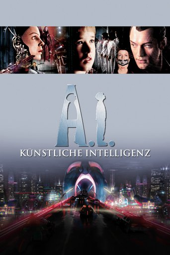 """""""A.I.: Künstliche Intelligenz"""""""