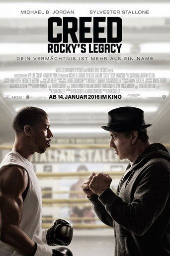 """""""Creed - Rocky's Legacy"""""""