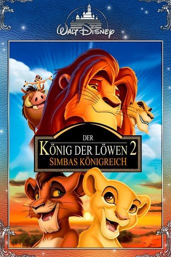 """""""Der König der Löwen 2 - Simbas Königreich"""""""