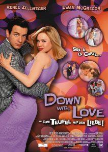 """""""Down with Love - Zum Teufel mit der Liebe"""""""