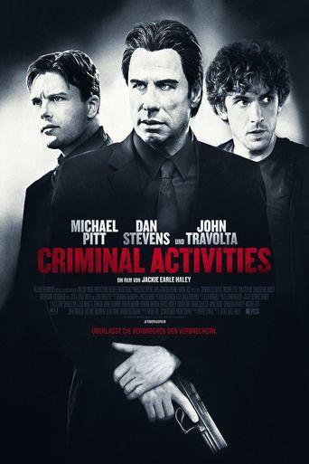 """Criminal Activities"""