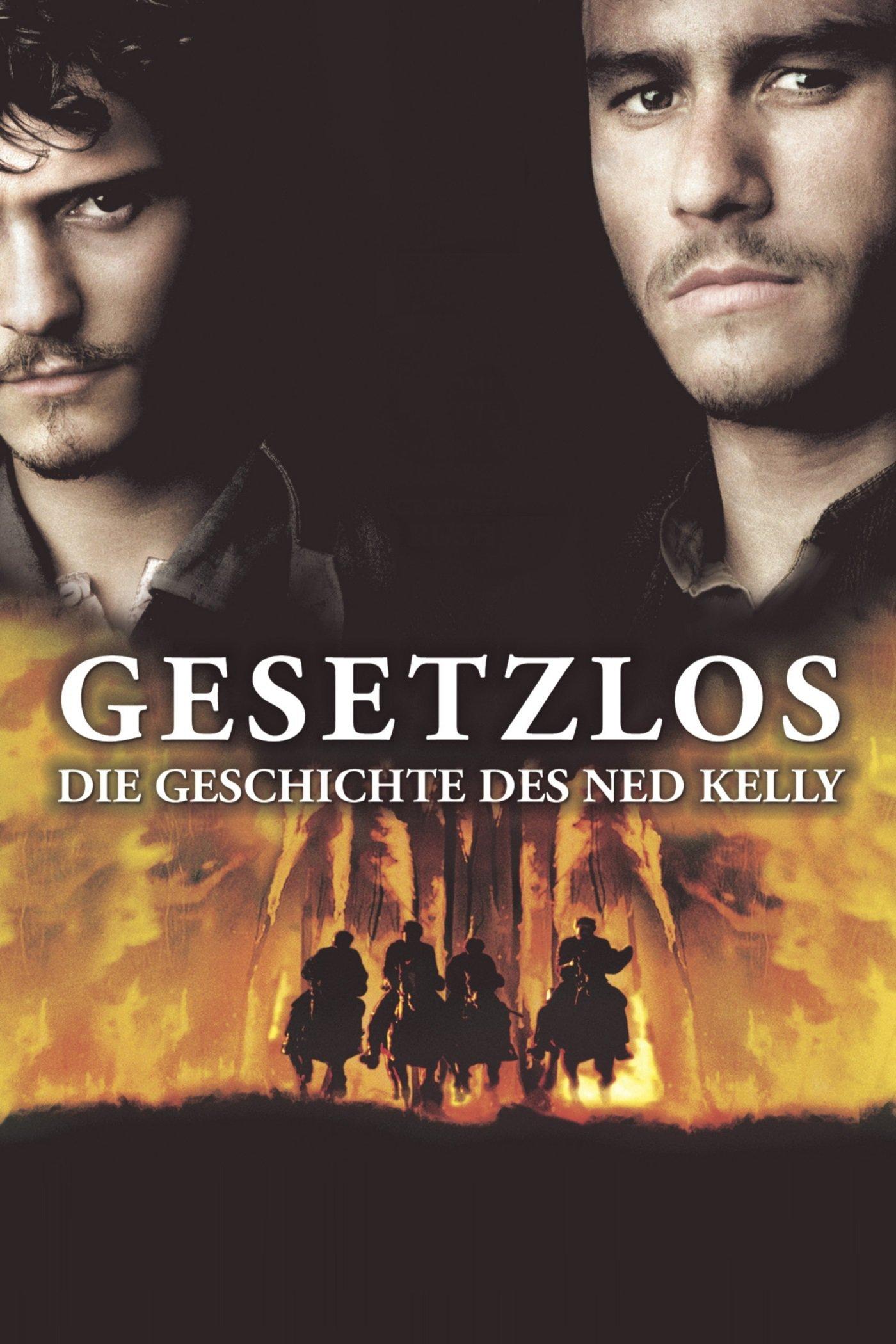 """""""Gesetzlos - Die Geschichte des Ned Kelly"""""""