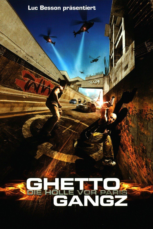 """""""Ghettogangz - Die Hölle vor Paris"""""""