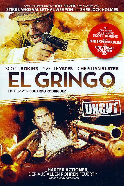 """""""El Gringo"""""""