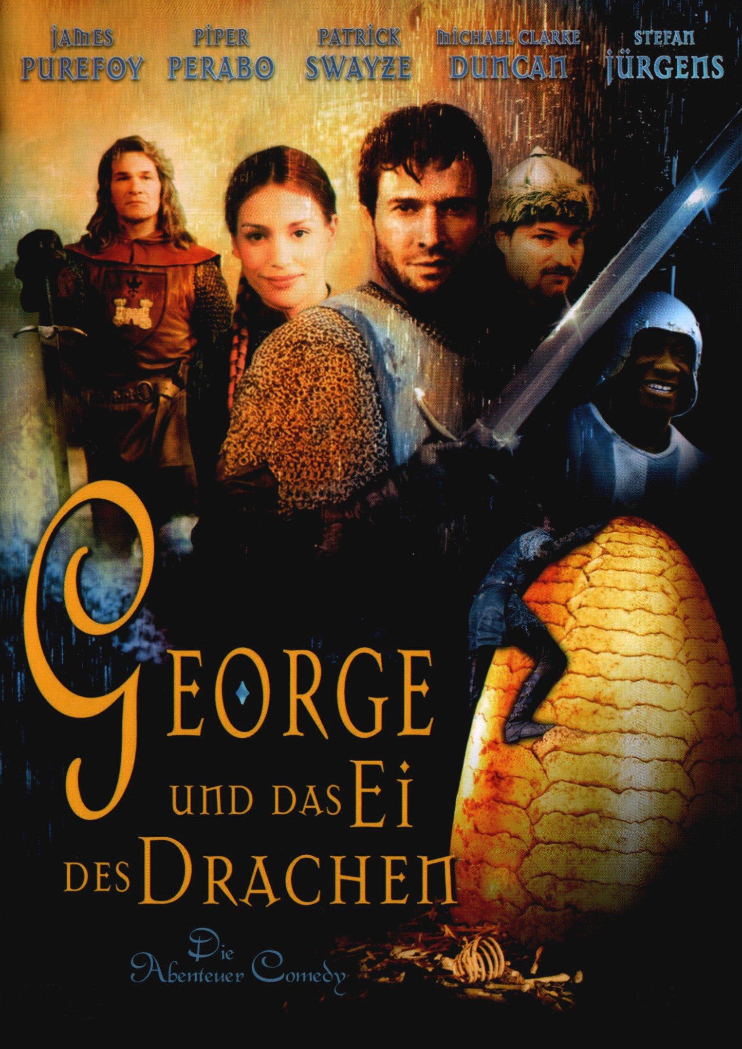 """""""George und das Ei des Drachen"""""""