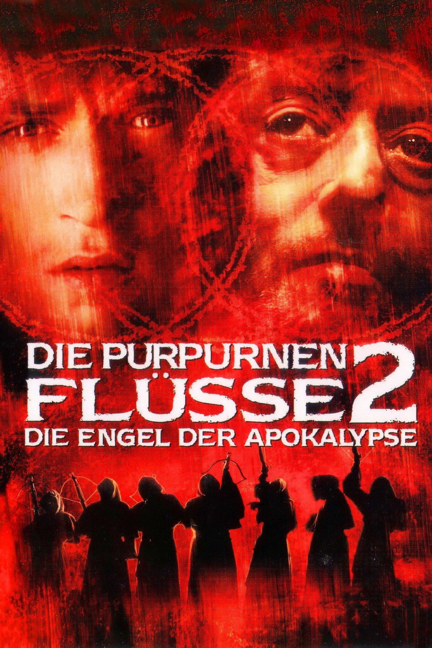 """""""Die purpurnen Flüsse 2 - Die Engel der Apokalypse"""""""