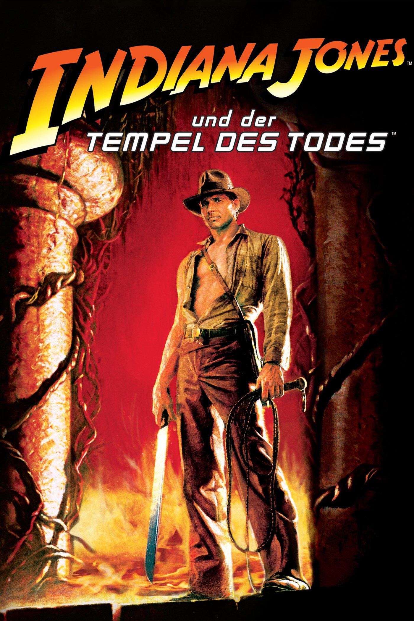 """""""Indiana Jones und der Tempel des Todes"""""""