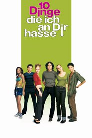 "Poster for the movie ""10 Dinge, die ich an Dir hasse"""