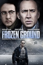 """Poster for the movie """"The Frozen Ground"""""""