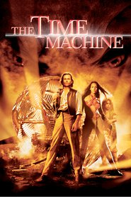 "Poster for the movie ""The Time Machine"""