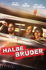 "Poster for the movie ""Halbe Brüder"""