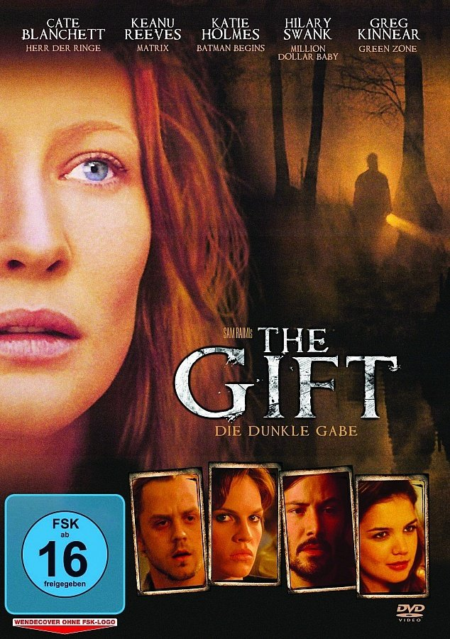 """""""The Gift - Die dunkle Gabe"""""""