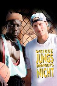 """Poster for the movie """"Weiße Jungs bringen's nicht"""""""