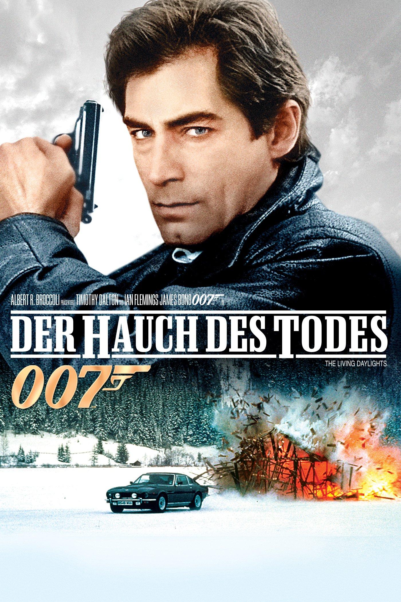 """""""James Bond 007 - Der Hauch des Todes"""""""