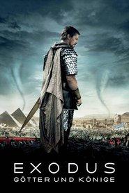 """Poster for the movie """"Exodus - Götter und Könige"""""""