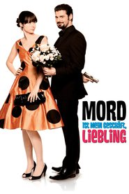 """Poster for the movie """"Mord ist mein Geschäft, Liebling"""""""